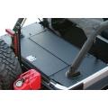 Aries Jeep Wrangler JK Security Cargo Cover, Aluminum '07-'10
