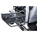 Aries Jeep Wrangler JK Tubular Doors Rear Pair, Aluminum '07-'14