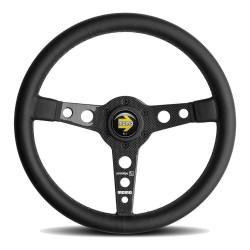 MOMO Prototipo Heritage Black Steering Wheel, 350mm