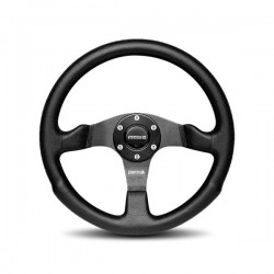 MOMO Competition Steering Wheel, 350mm Leather