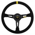 MOMO MOD 08 Steering Wheel, 350mm Leather