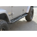 Rock Armor Side Step, 1 Piece Bar 07-18 JEEP WRANGLER JK 4-Door