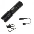 PowerTac Cadet Weapons Kit 300 Lumens CREE XPG LED, Uses 1 CR123