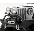 Smittybilt XRC Front bumper, Jeep Wrangler TJ 1997-2006, p/n76800