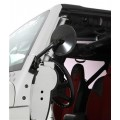 Smittybilt Trail Mirrors for Jeep Wrangler JK 2007-2014, 7618