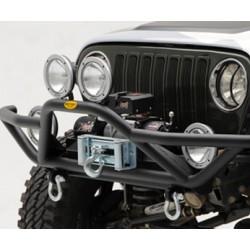 Smittybilt SRC Front bumper, Jeep Wrangler TJ 1997-2006, p/n76721